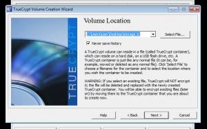 Как пользоваться truecrypt в windows, скриншот 04
